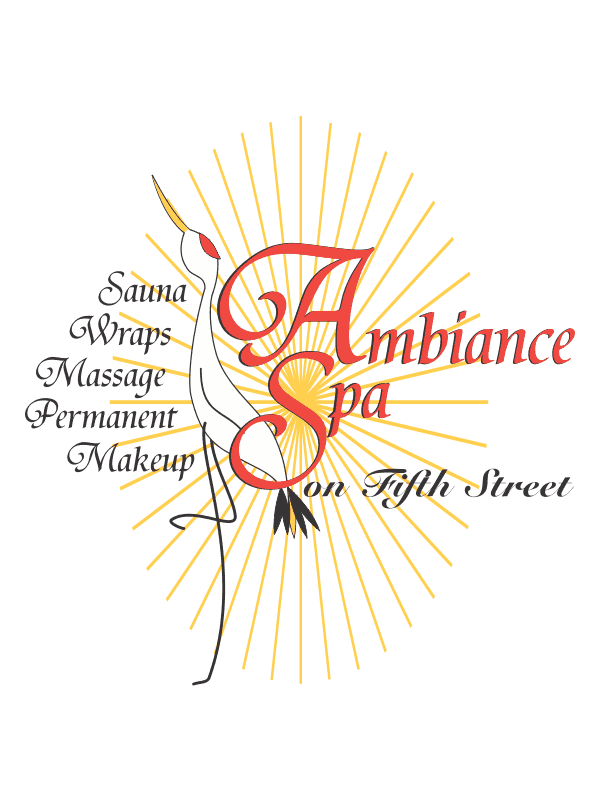 Ambiance Spa Logo Example