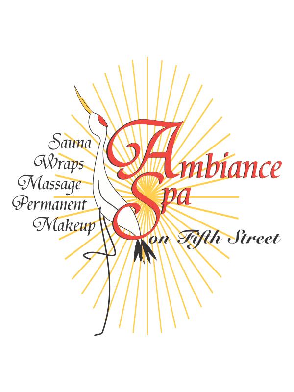 Ambiance Spa Logo Example