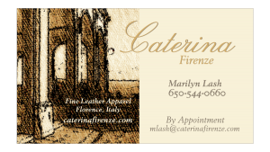 Caterina Business Card