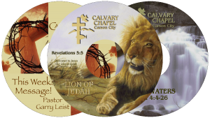 Calvary Chapel CDs