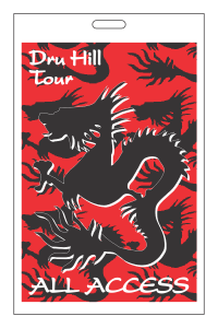 Dru Hill All Access Pass