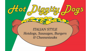 Hot Diggity Dog Logo