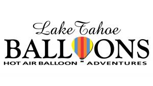 Lake Tahoe Balloons Logo