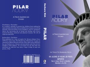Pilar Book Cover Art