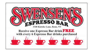 Swenson's Java Card