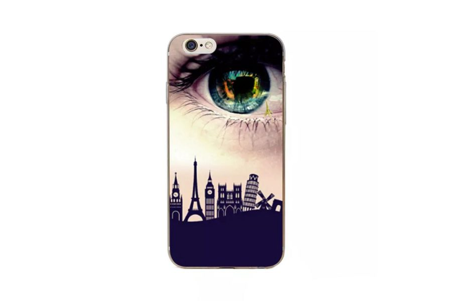 Eye Phone Cover
