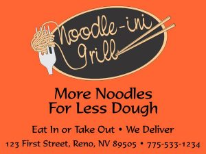 Noodle-ini-Grill Ad